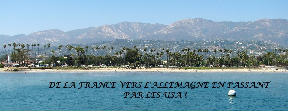 DE LA FRANCE VERS L ALLEMAGNE EN PASSANT PAR LES USA