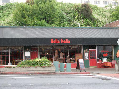 Resto où Edward et Bella vont manger la 1ère fois