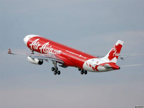5 vols Air Asia