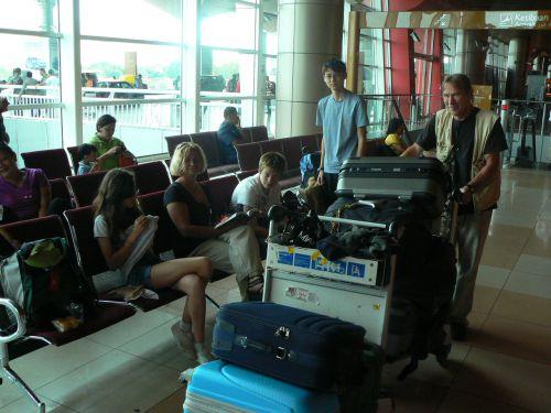 Aéroport de Kota Kinabalu