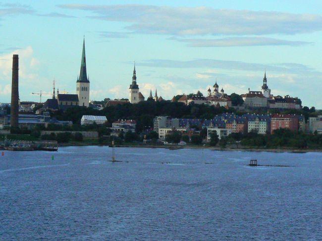 Estonie 2016 Tallinn