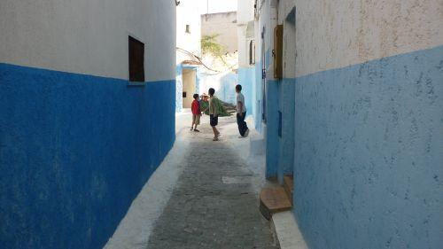 Casbah à Rabat