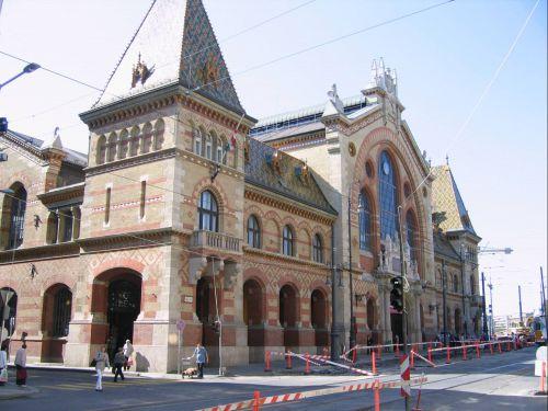 La grande halle (marché)