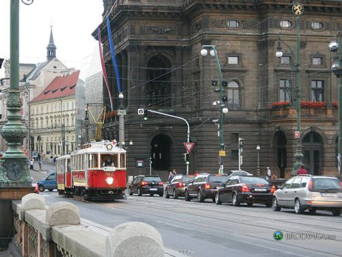 Bienvenue à Prague