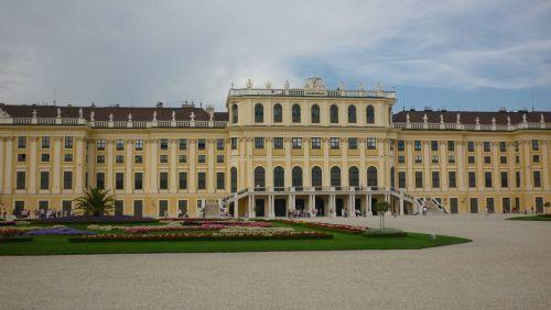 Chateau de Schonbrünn