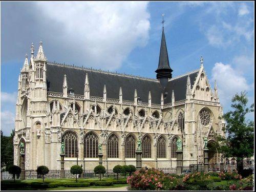 Eglise ND du Sablon