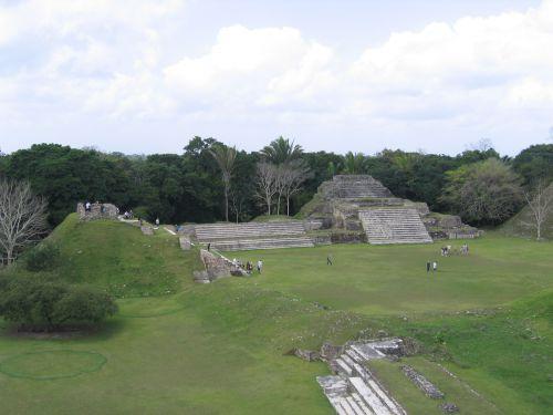 Ruines Mayas de