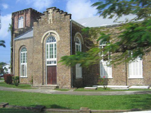 Première église anglicane d'amérique