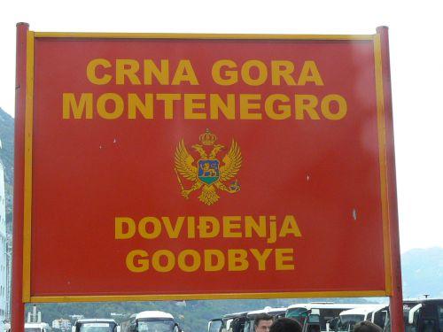 Bienvenue au Monténégro