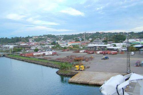 Retour au Costa Rica Puerto Limon 2011