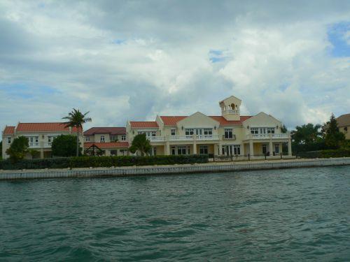 Villa de milliardaire