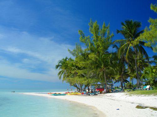 Bienvenue aux Bahamas