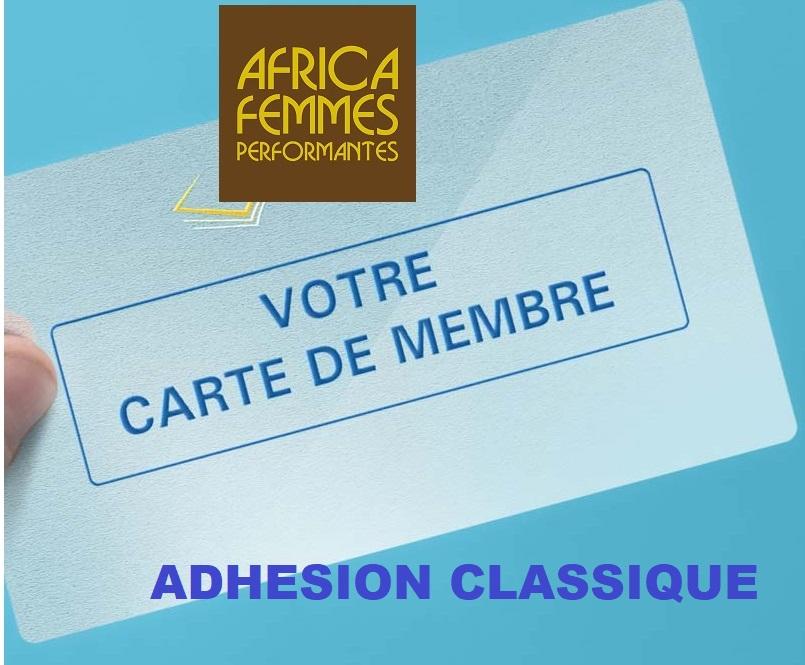 Carte-de-membre ADHESION CLASSIQUE