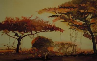Claude AUBRY - peintures et dessins