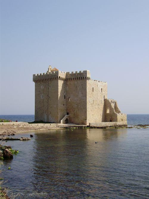 fort de l'île de lereins