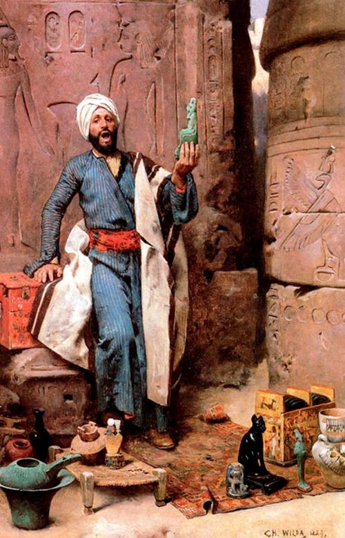 Charles_Wilda_-_The_Jade-green_Isis_1884.jpg