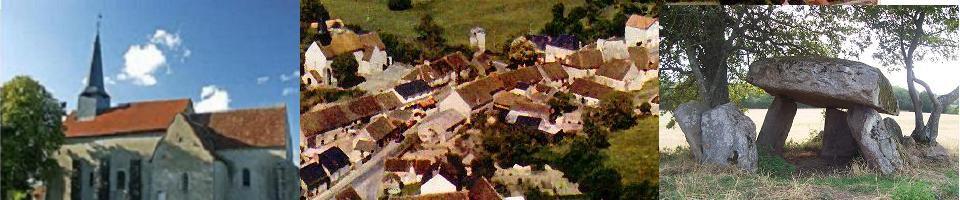 Montchevrier: un charmant petit village en Marche-berrichonne
