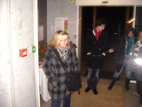 l'arrivée de Mag,Ingrid, Fred(le p'tit), et Richard