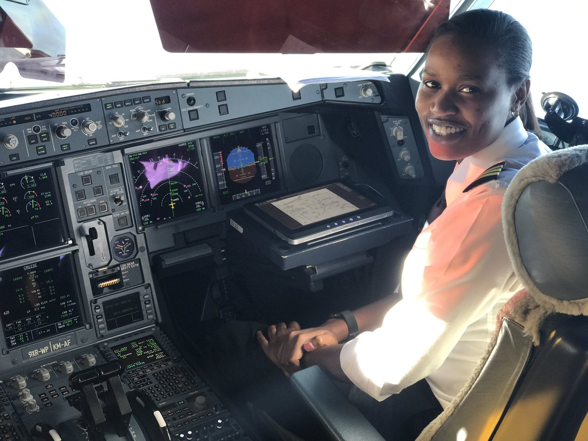 Women In The Rwandan Aviation Rwanda Aviation And
