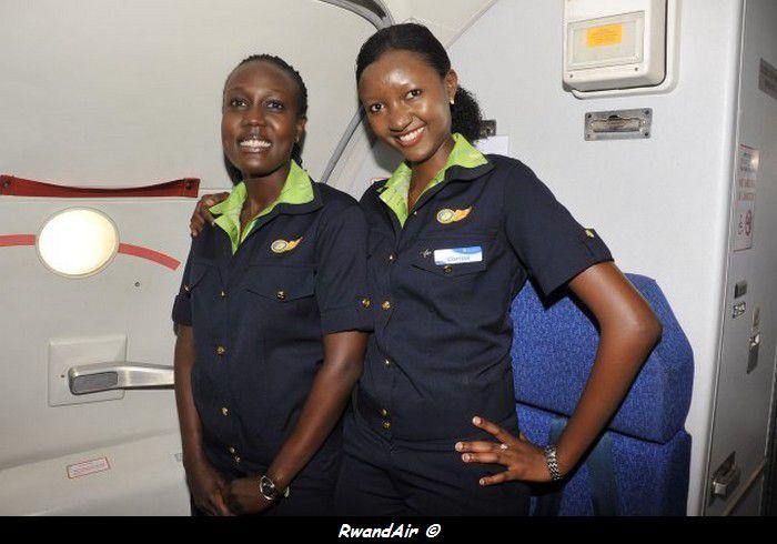 Women In The Rwandan Aviation Rwanda And Tourism