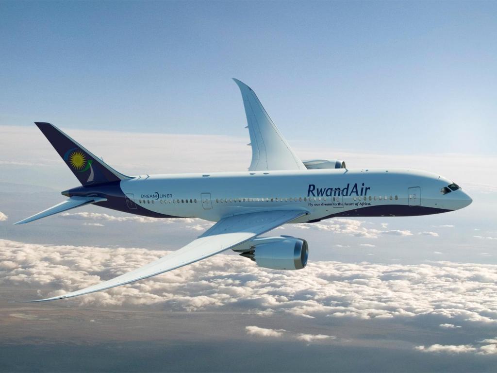 Resultado de imagen para RwandAir Boeing 787