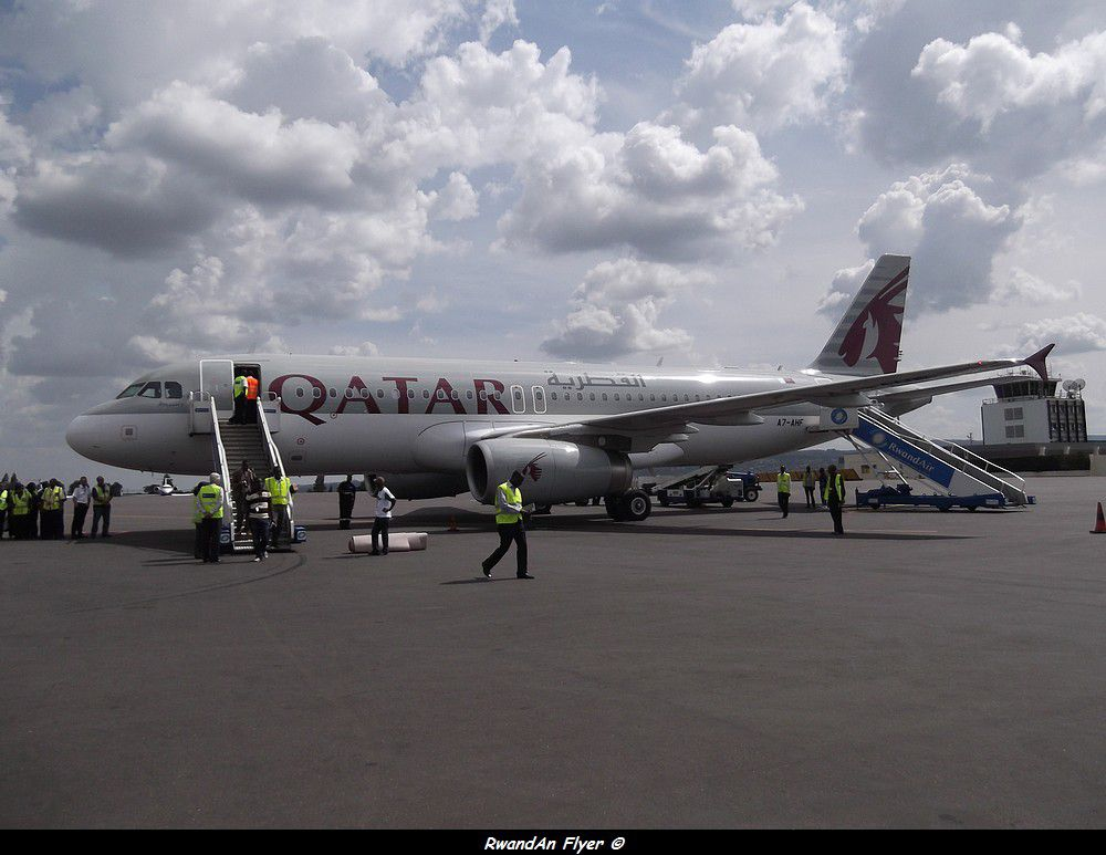 Qatar airways simplifies travel payements for rwandans passengers rwanda aviation and tourism - Qatar airways paris office ...