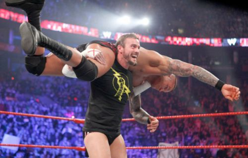 The Miz © vs. Randy Orton (WWE Title)