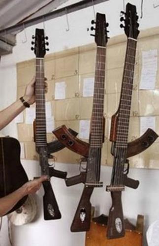 les instruments de musiques originaux ou extraordinaires