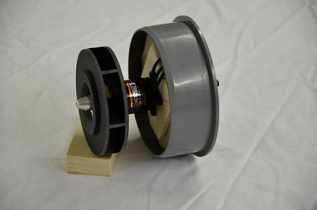 ensemble turbine ailettes et moteur 3