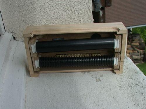 boite presseur pneumatique interieur