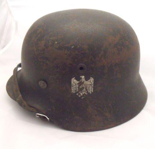 casque allemand modèle 40 de la Heer