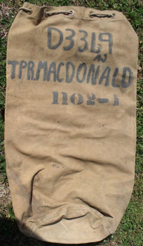 sac d'Anselme Macdonald
