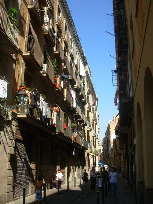 Rue typique del Raval