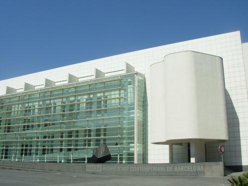 Le MACBA (Musée d'Art Contemporain de Barcelona) = Mé-mo-ra-ble (LOL)