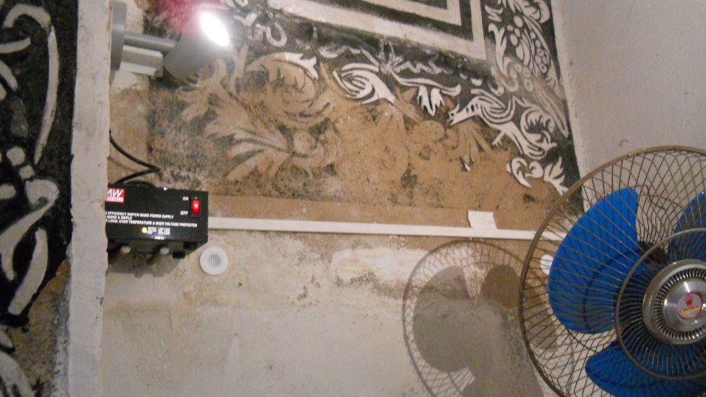 ici diverses installations de nos ass che mur spi ass cheur elec 5v solution humidit pour. Black Bedroom Furniture Sets. Home Design Ideas