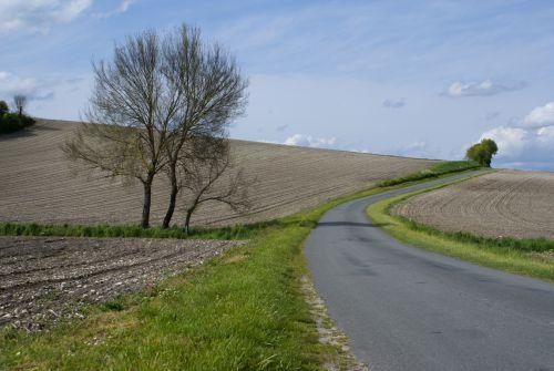 Paysage près de Verteillac (Photo JMB)