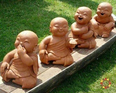 Les 4 boudas du bonheur