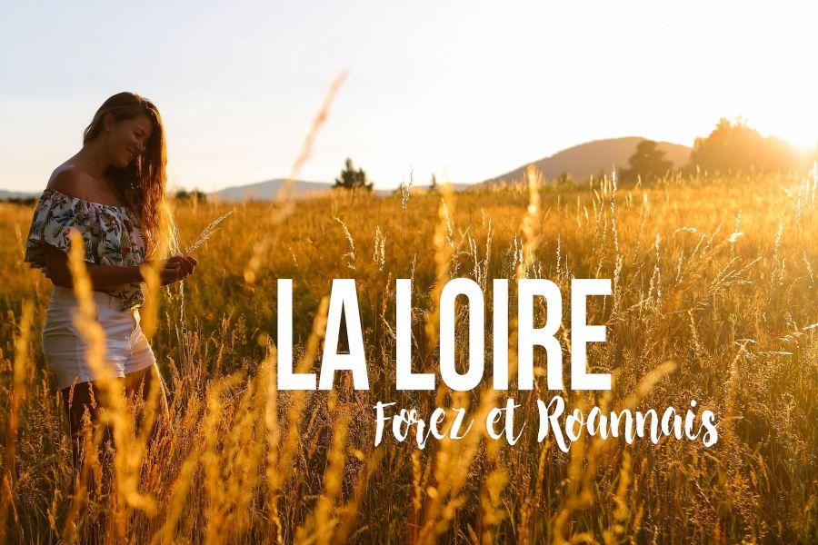 La Loire, les grands espaces ...