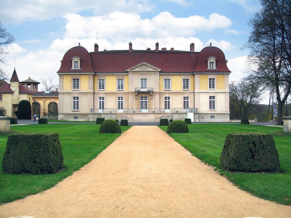 MARCY-L'ÉTOILE 69/ Château du Parc de Lacroix-Laval.