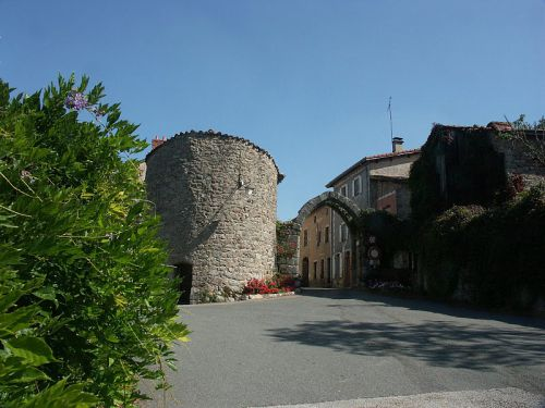 La porte de Bise, Cervières