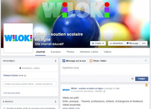Page facebook WIloki.png