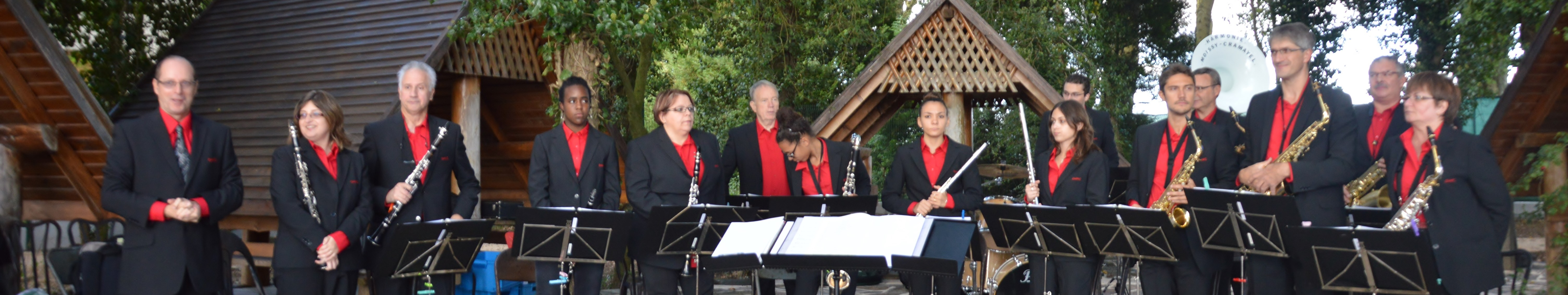 L'Orchestre d'Harmonie de Moissy-Cramayel