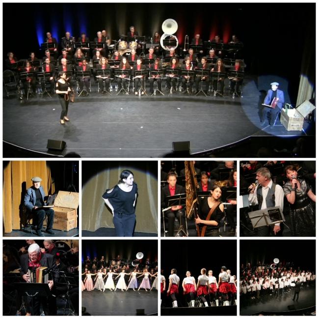 quelques photos du concert