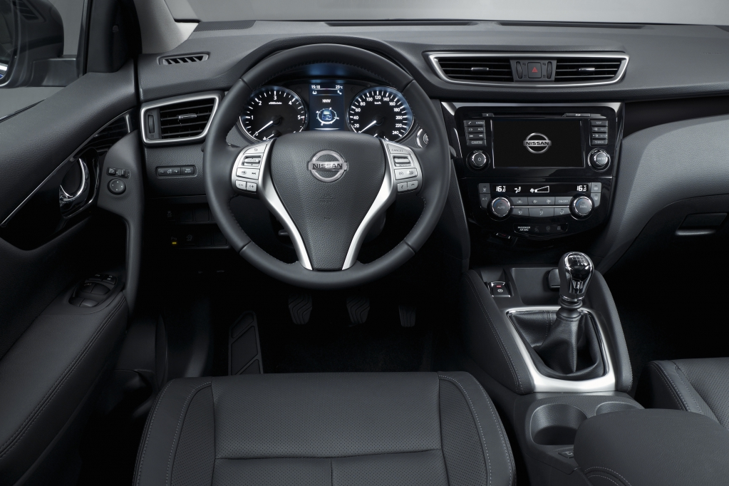 Nissan qashqai 2 une business edition plus que for Qashqai 2016 interieur