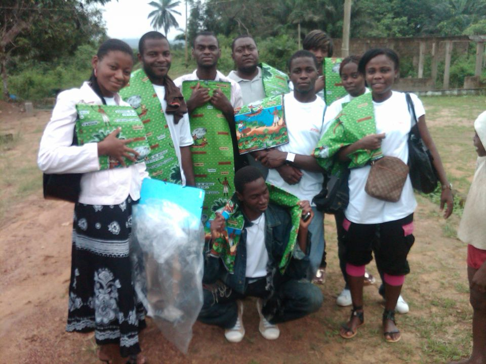 Blog des Jeunes Bakoko Mungo