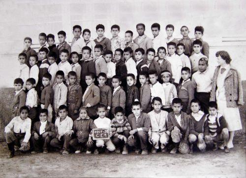 année scolaire 57_58 CE1