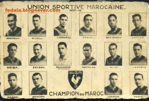 U.S.M CASA 1937_38