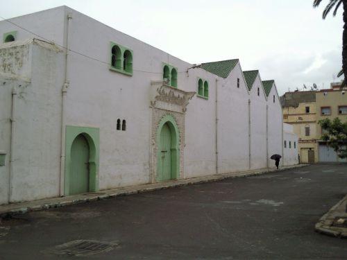 mosquée casbah