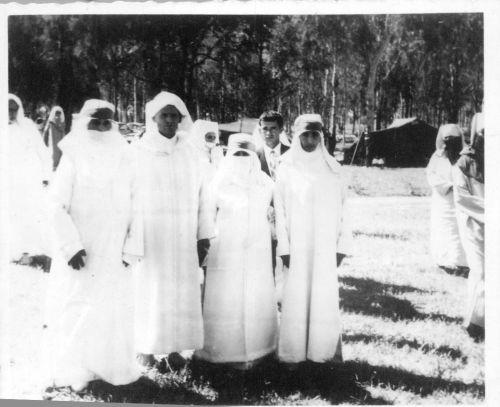 les pèlerins de 1966