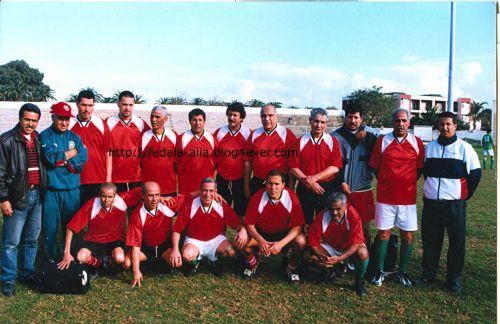 anciens joueurs chabab - tihad